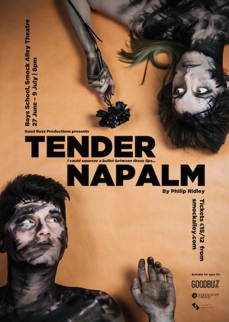 Tender Naplam Poster