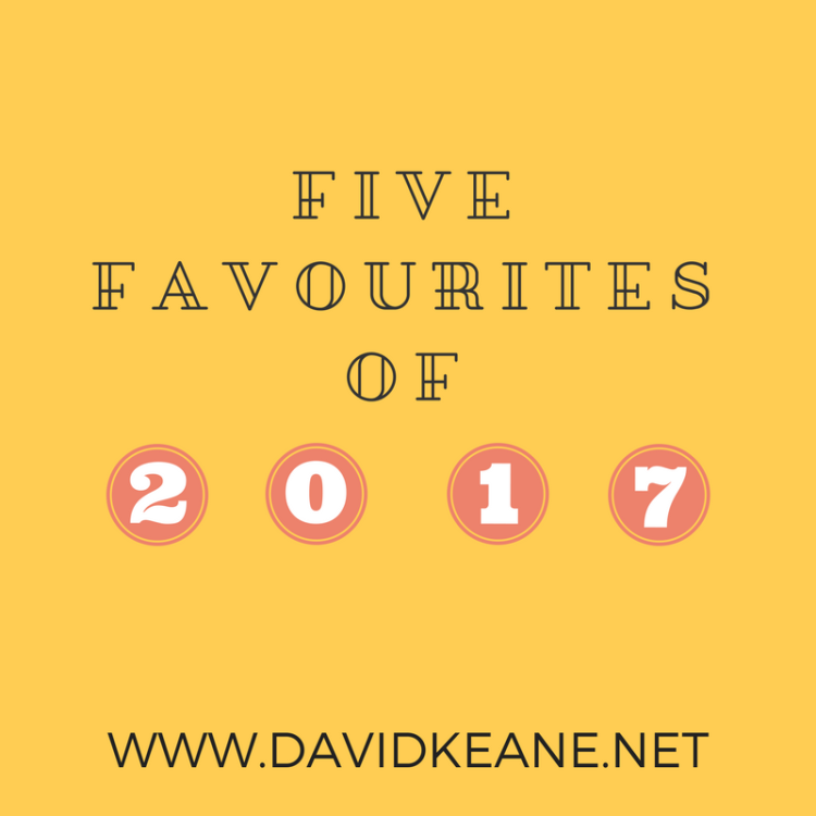 FiveFavourites2018!