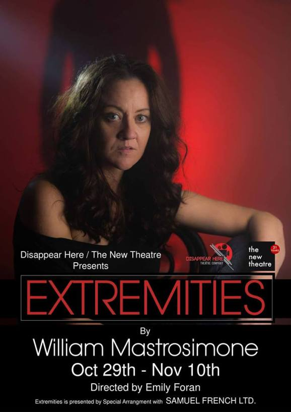 extremities new theatre